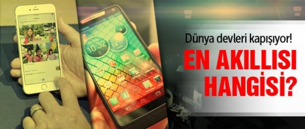 EN AKILLI TELEFON HANGİSİ