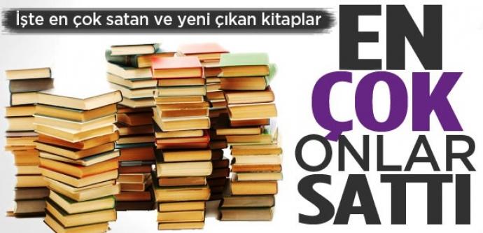 En çok satan ve yeni çıkan kitaplar