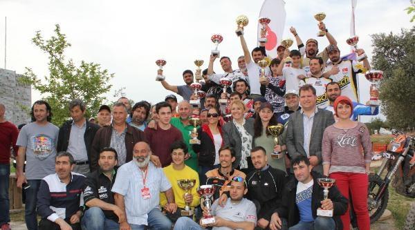 Endora Şampiyonasi'nin 2'nci Etabı Urla'da Yapıldı