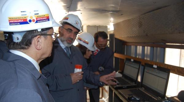 Enerji Bakanı Yıldız: Bor Madenlerini Satmayacağız
