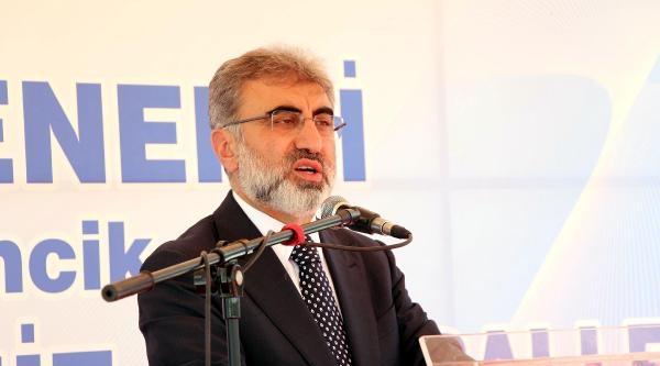 Enerji Ve Tabii Kaynaklar Bakanı Yıldız, Aydın'da