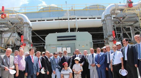 Enerji Ve Tabii Kaynaklar Bakanı Yıldız, Aydın'da (2)