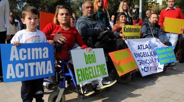 Engelli Dernekleri: Yaşamimiz Kolaylaştirilsin