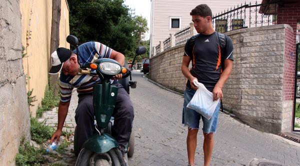 Engelli Madenci, Engelliler İçin Kapak Topluyor