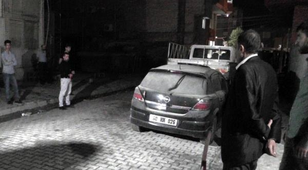 Engelliler Derneği Başkanı'nın Otomobili Yakıldı