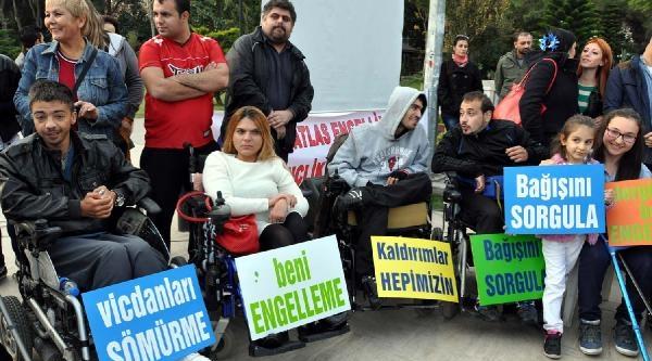 Engelliler: Vicdani Sömürü Yapanlara Itibar Etmeyin
