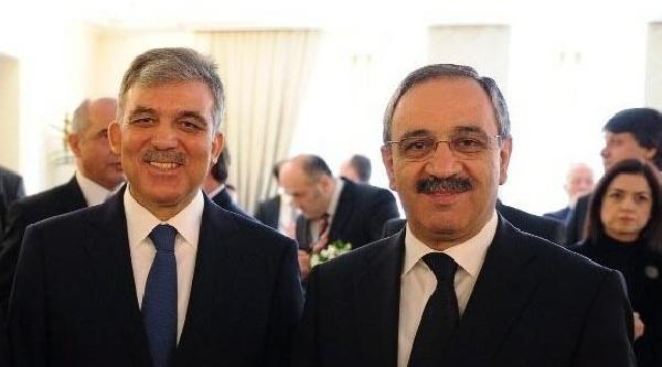 Eniştesinden, Abdullah Gül'e Övgü