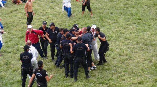 Er Meydanı'nda Güreş Heyecanı (3)