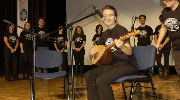 Erasmus Korosu'ndan Mini Konser
