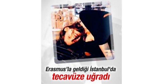 Erasmus'la Türkiye'ye gelen öğrenci tecavüze uğradı