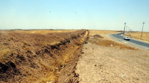 Erbil Çevresine Daha Önce Kazılan Hendekler, Şimdi Işid'e Karşı Kullanılıyor