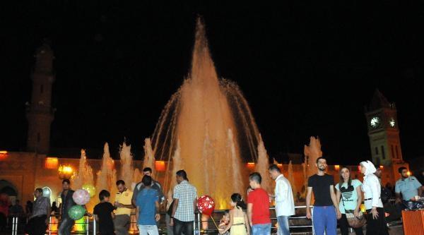 Erbil'de Ramazan Bayramı Gece Kutlandı