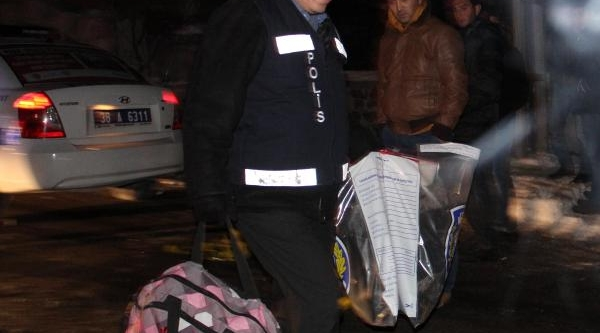 Erciyes Daği Yolunda Kaza; 9 Ölü, 26 Yarali (Ek Fotoğraflar)