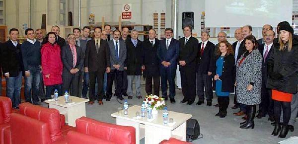 Erciyes Üniversitesi'nden Boydak Ailesi'ne Teşekkür Günü