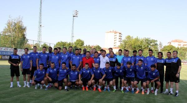 Erciyesspor 2014-2015 Sezonunu Açtı