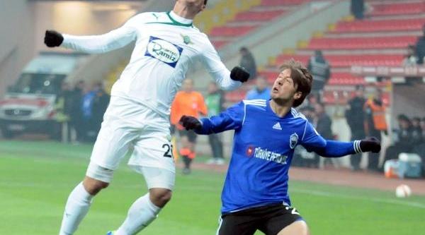 Erciyesspor - Akhisar Belediyespor (Türkiye Kupasi) Fotoğraflari