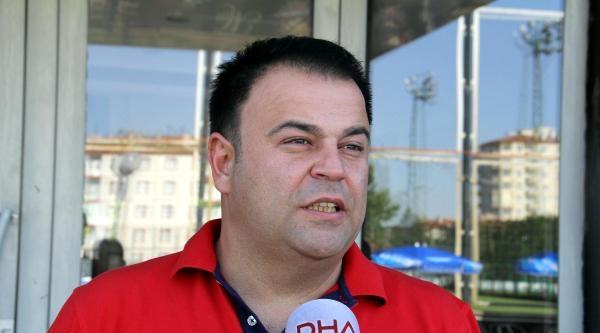 Erciyesspor Başkanı Eren: ''allahtan Başka Desteğimiz Yok''