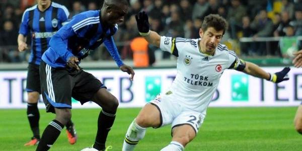 Erciyesspor-Fenerbahçe Fotoğraflari