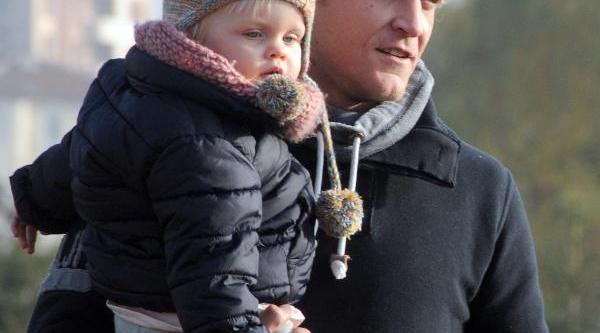 Erciyessporlu Björn'in Kizi Babasinin Benzeri