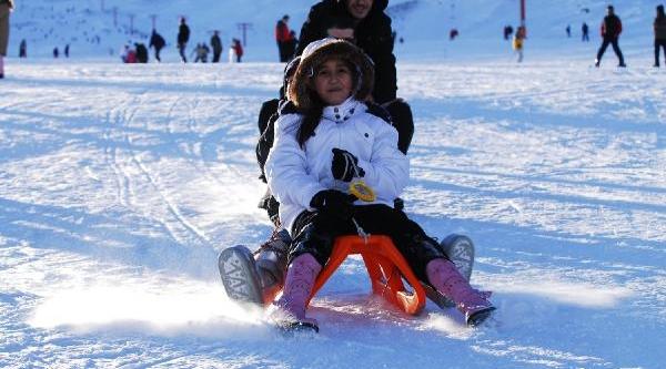 Erciyes'te Kayak Sezonu Hafta Sonu Açiliyor