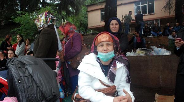 Erdemir'de Taşeron İşçi Eylemi (2)