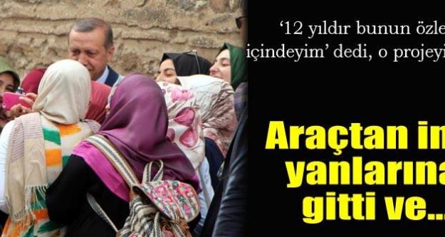 Erdoğan: 12 yıllık özlemim