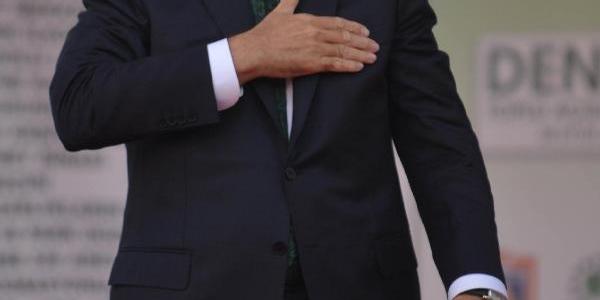 Erdoğan, 13 Kasim'Daki Izmir Prgrami Iptal