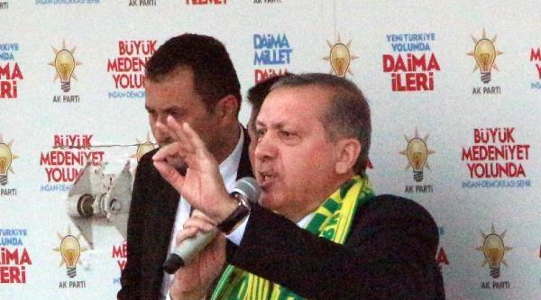 Erdoğan: 3 Kafadar 3 Şaşkin Ördeğe Döndü (2)