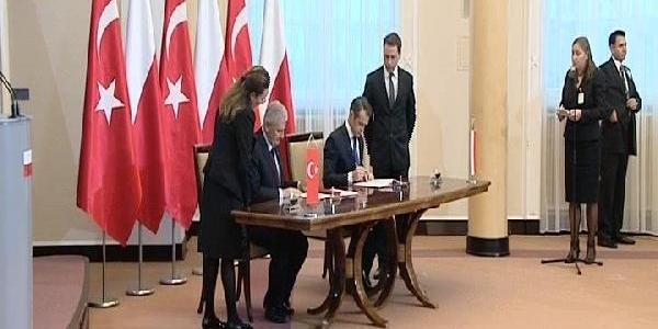 Erdoğan: Ab Üyeliği Konusunda Polonya'yi Hep Yanimizda Gördük