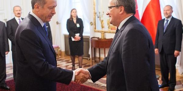 Erdoğan: Ab Üyeliği Konusunda Polonya'yi Hep Yanimizda Gördük (2)