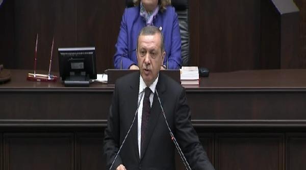 Erdoğan: Adeta Cumhurbaşkanı Değil, Türkiye Cumhuriyeti Vitrinine Bir Saksı Seçmenin Gayreti İçindeler
