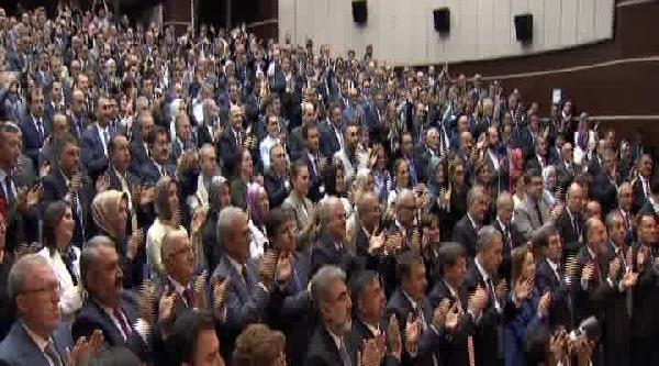 Erdoğan: Ak Parti'nin Yalpalamasını Bekleyenleri Allah İçin Sevindirmeyelim