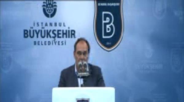 Erdoğan, Başakşehir Stadının Açılışını Yaptı