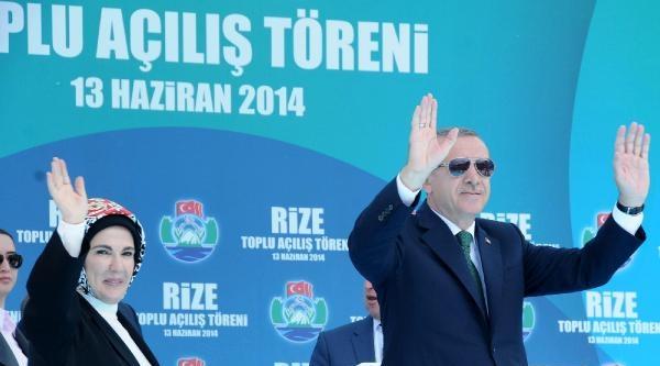 Erdoğan: Başkonsolosumuzla Da Bir Görüşmem Oldu