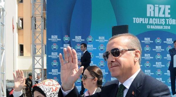 Erdoğan: Başkonsolosumuzla Da Bir Görüşmem Oldu -  Ek Fotoğraflar