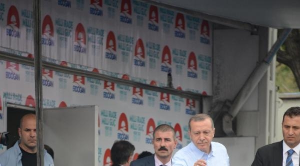Erdoğan: Başörtülü Bacımın Eğitim Hakkını Elinden Aldılar  -ek Fotoğraflar