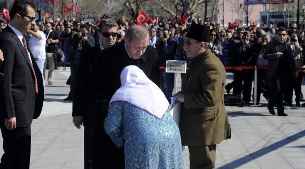 Erdoğan, Çanakkale'de Konuştu: Türkiye İhanetlere Teslim Olmayacak - Ek Fotoğraflar