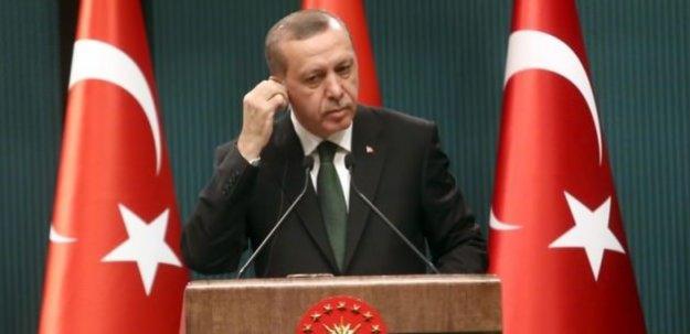 Erdoğan'dan iftiralara tazminat davası