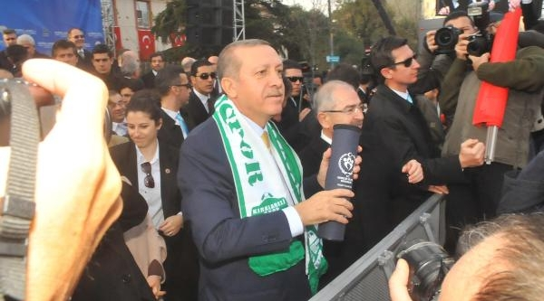 Erdoğan: Demokratikleşme Ile Kirilan Gönülleri Inşa Ediyoruz-  Ek Fotoğraf