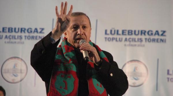 Erdoğan: Demokratikleşme Ile Kirilan Gönülleri Inşa Ediyoruz - Ek Fotoğralar