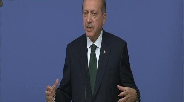 Erdoğan: Devlet Içinde Devlet Olma Gayretindeler