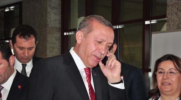 Erdoğan, Elif'i Kırmadı Babasıyla Telefonda Konuştu