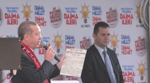 Erdoğan: Ey Hoca, Yanlışın Yoksa Pensilvanya'da Durma (2)