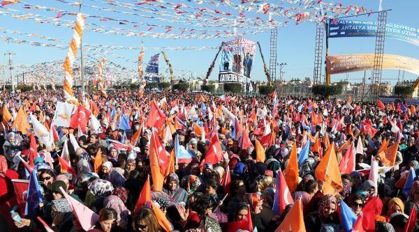 Erdoğan: Fetret Dönemi Var, Bunu Aşmamız Lazım (3)