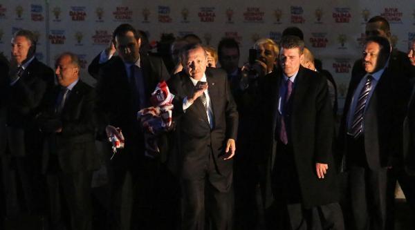 Erdoğan: Fetret Dönemi Var, Bunu Aşmamız Lazım (ek Fotoğraflar)