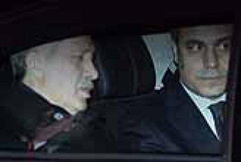 Erdoğan, Fidan'la Medine'de görüşmüş