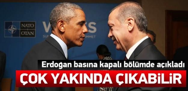 Erdoğan: Gülen için kırmızı bülten çıkabilir