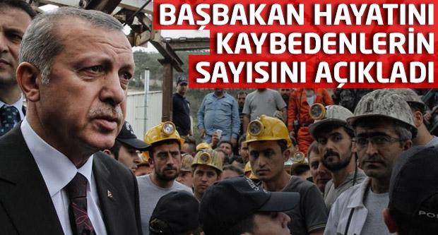 Erdoğan hayatını kaybedenlerin sayısını açıkladı...