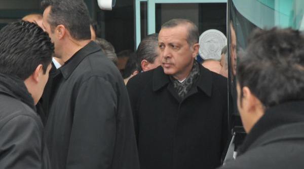 Erdoğan: Hiç Bir Tehdide Boyun Eğmeyeceğim (1)                                                    (1)