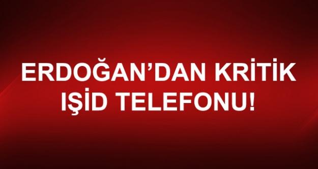Erdoğan, IŞİD İçin Putin'i Aradı